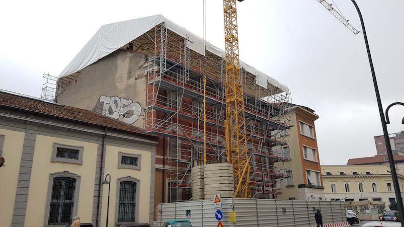 Noleggio macchine edili in Liguria