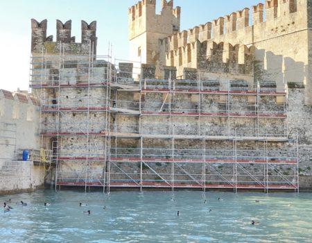 Darsena Castello Scaligero Sirmione